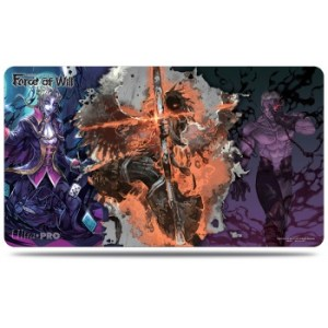UP - Play Mat - Force of Will - A2: Shadow. Seven Kings