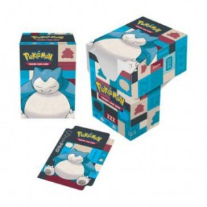 UP - Full-View Deck Box - Pokemon: Snorlax