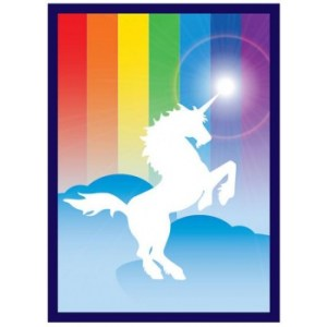 Legion - YGO Sleeves - Unicorn (60 Sleeves)