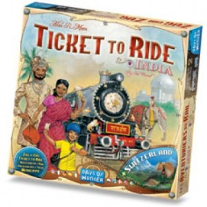DoW - Ticket to Ride - Map Collection 2: India