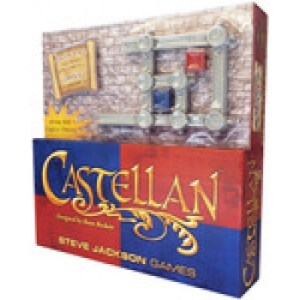 Castellan Blue & Red