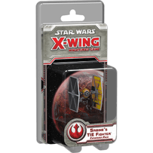 FFG - Star Wars X-Wing: Sabines TIE Fighter Expansion Pack