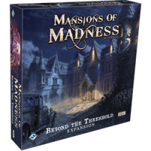 FFG - Mansions of Madness 2nd Edition: Beyond the Threshold Expansion