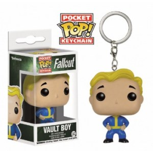Funko Pocket POP! Keychain - Fallout: Vault Boy - Vinyl Figure 4cm