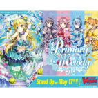 Cardfight!! Vanguard V - Primary Melody Extra Booster Display (12 Packs)