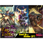 Cardfight!! Vanguard V - The Raging Tactics Extra Booster Display (12 Packs)
