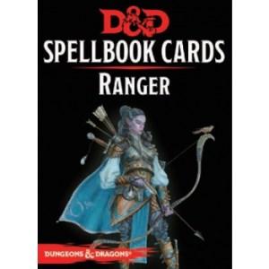 D&D Spellbook Cards - Ranger (46 Cards)