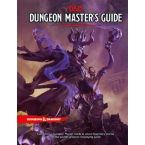 Dungeons & Dragons RPG - Dungeon Masters Guide