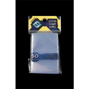 FFG Supply Clear Sleeves - Mini American Board Game (50 Sleeves)