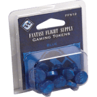 FFG Supply Gaming Tokens - Blue