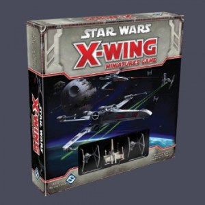 FFG - Star Wars X-Wing: Miniatures Game Core Set