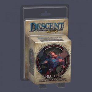 FFG - Descent 2nd Edition: Belthir Lieutenant