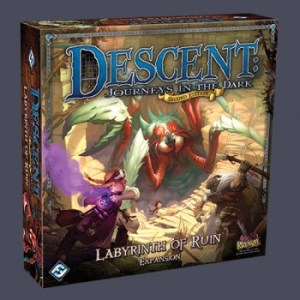 FFG - Descent 2nd Ed: The Labyrinth of Ruin