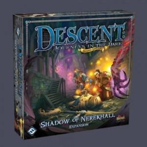 FFG - Descent 2nd Ed: Shadow of Nerekhall