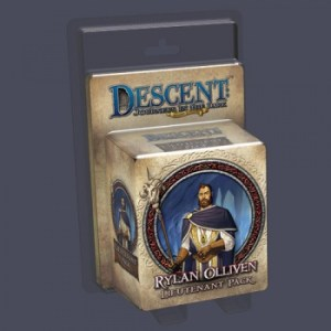 FFG - Descent 2nd Ed: Rylan Lieutenant