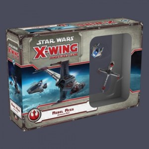 FFG - Star Wars X-Wing: Rebel Aces Expansion