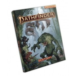 Pathfinder RPG - Bestiary 2nd Edition