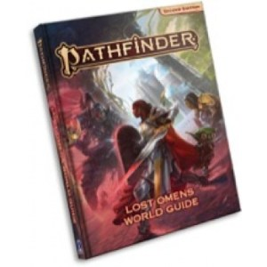 Pathfinder RPG - Lost Omens World Guide