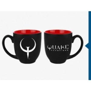 Quake Champions - Logo Two-Color Mug