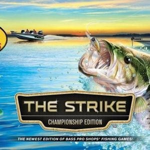 Switch: Bass Pro Shops The Strike Championship Edition Bundle