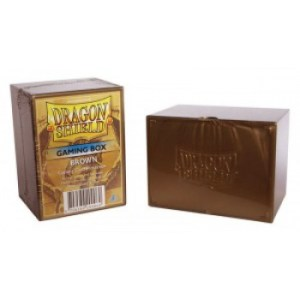 DragonShield Deck Box (Brown)