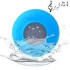 Waterproof Shower BTS-06 Mini Bluetooth Speaker (green)