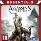 PS3: Assassins Creed III (3) (Essentials)