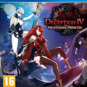 PS4: Deception IV: The Nightmare Princess