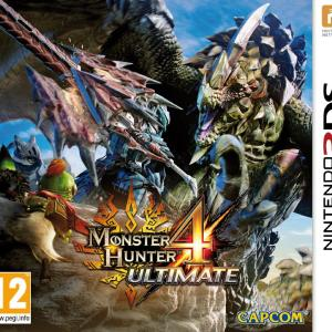 3DS: Monster Hunter 4 Ultimate