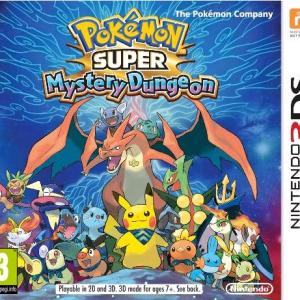3DS: Pokemon Super Mystery Dungeon