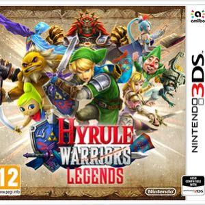 3DS: Hyrule Warriors Legends
