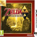 3DS: Legend of Zelda: A Link Between Worlds (Selects)