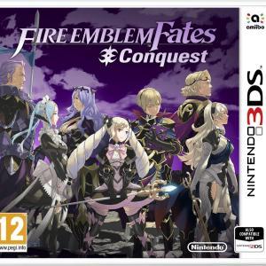3DS: Fire Emblem Fates: Conquest