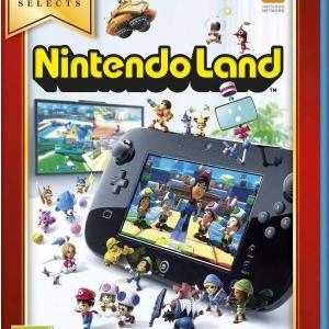 Wii U: Nintendo Land (Selects)  (DELETED TITLE)