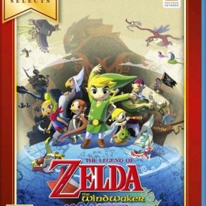 Wii U: The Legend of Zelda: The Wind Waker HD (Selects)