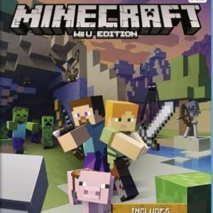 Wii U: Minecraft  (Deleted Title)