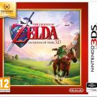 3DS: Legend of Zelda: Ocarina of Time 3D (Selects)