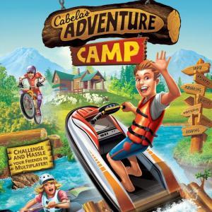 Wii: Cabelas Adventure Camp
