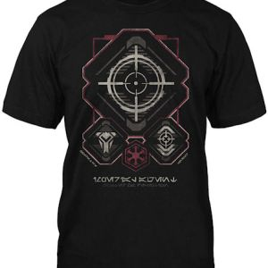 Star Wars - Imperial Agent Class - T-Shirt (SMALL)