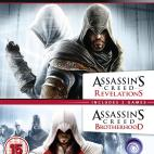 PS3: Assassins Creed Brotherhood and Assassins Creed Revelations Double Pack (käytetty)