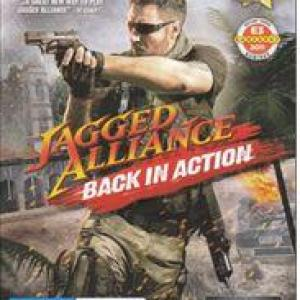 PC: Jagged Alliance: Back in Action