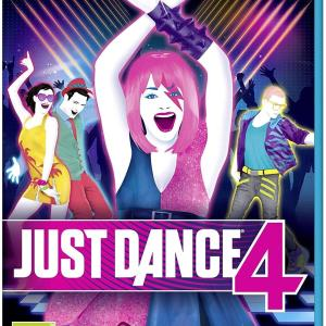 Wii U: Just Dance 4  (DELETED TITLE)