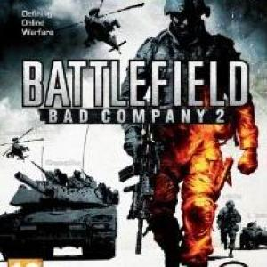 Xbox 360: Battlefield: Bad Company 2 (TWO)
