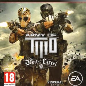 PS3: Army of Two: The Devils Cartel