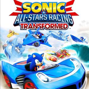 Wii U: Sonic All-Star Racing: Transformed Limited Edition  (DELETED TITLE)