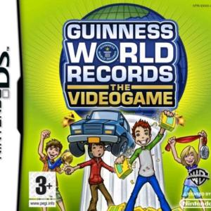NDS: Guinness Book Of Records: The Videogame