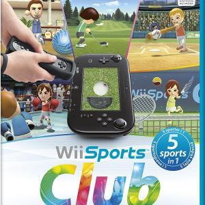 Wii U: Wii Sports Club