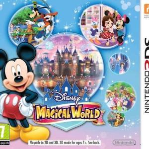 3DS: Disney Magical World