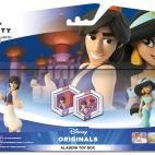 Disney Infinity 2.0 Playset - Aladdin (DELETED LINE)