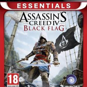 PS3: Assassins Creed IV (4) Black Flag (Essentials)